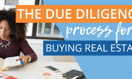 The Due Diligence Process for Buying Real Estate