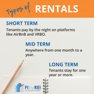 House Hack Types of Tenants