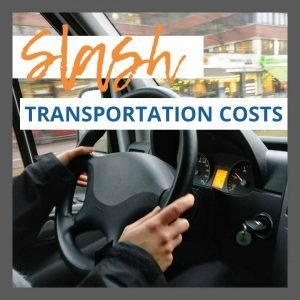 Slash Transportation Expenses