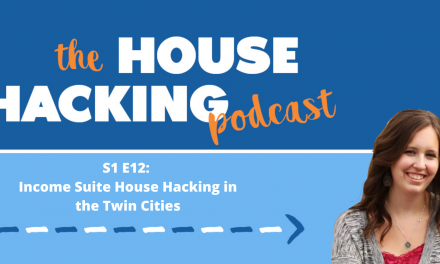 Income Suite House Hacking in the Twin Cities