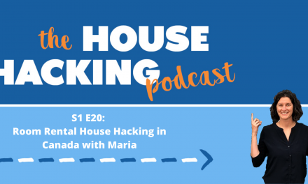 Room Rental House Hacking in Canada with Maria
