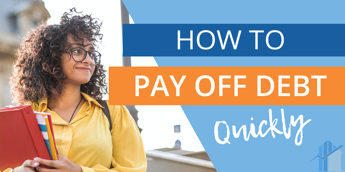 How To Pay Off Debt Quickly