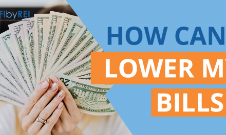 How To Lower My Bills