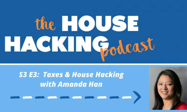 House Hacking and Taxes with Amanda Han