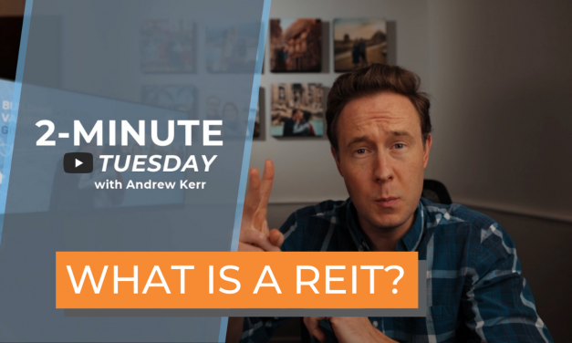 What is a REIT or Real Estate Investment Trusts