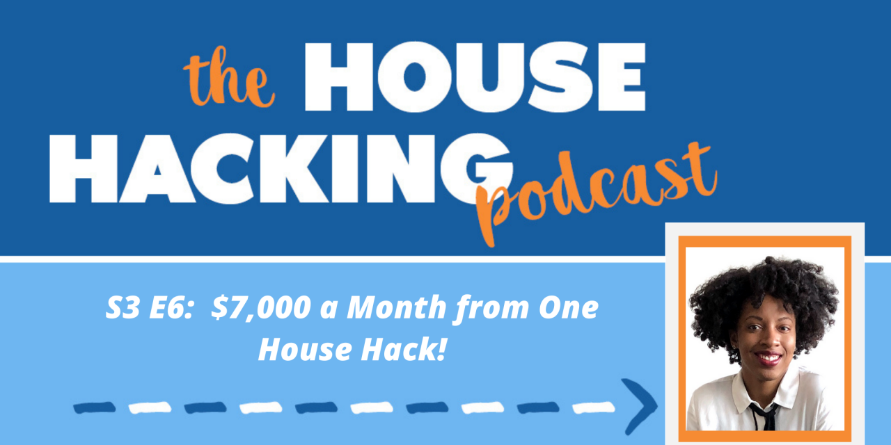 $7,000 a Month from One House Hack!