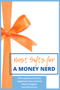 gifts for money nerds