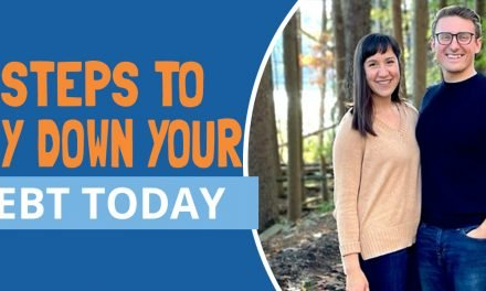 6 Steps To Pay Down Debt