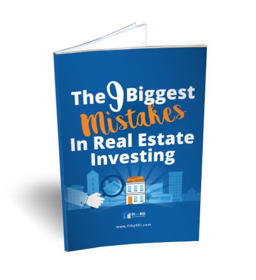 9 REAL ESTATE INVESTING MISTAKES THAT COULD BE COSTING YOU THOUSANDS!