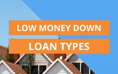Can't make a big down payment? Explore these low money down loans.