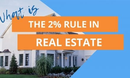 What Is The 2% Rule In Real Estate?